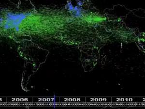 Data Visualization of Six Years of Kiva Loans