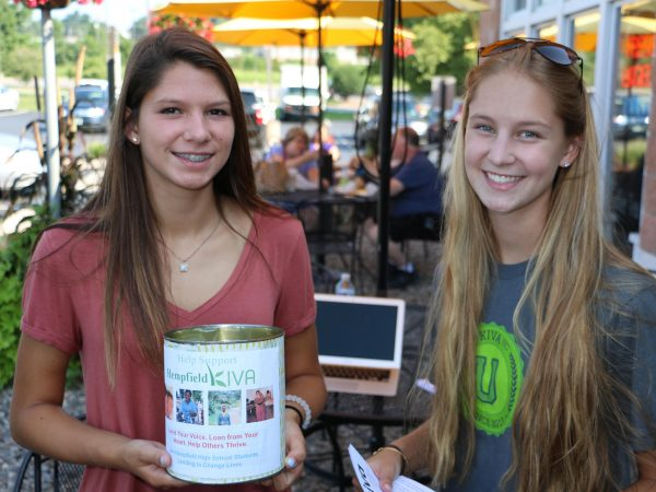 Haski Sisters Raising Funds for Kiva Borrowers