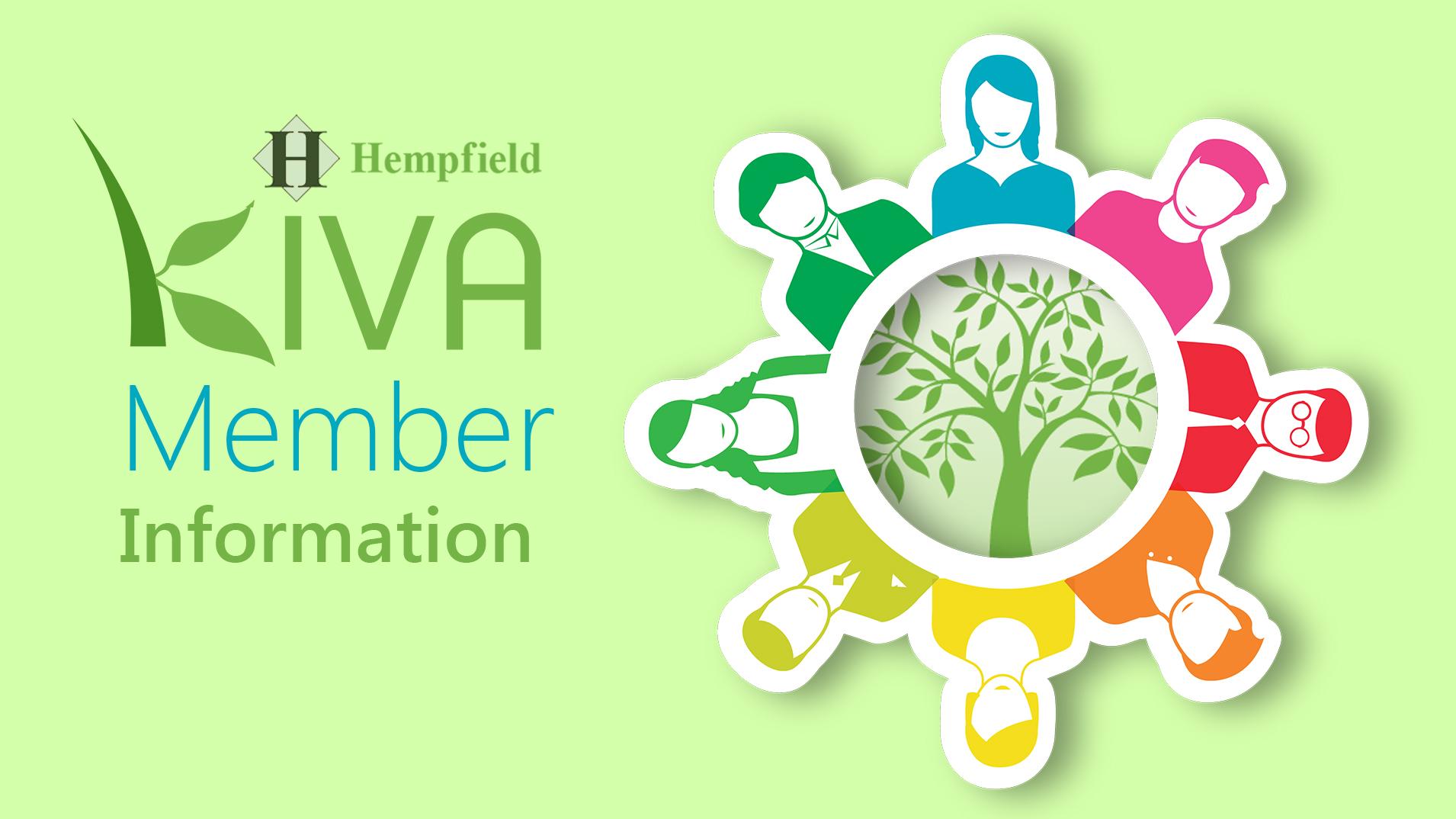 Hempfield Kiva Member Info