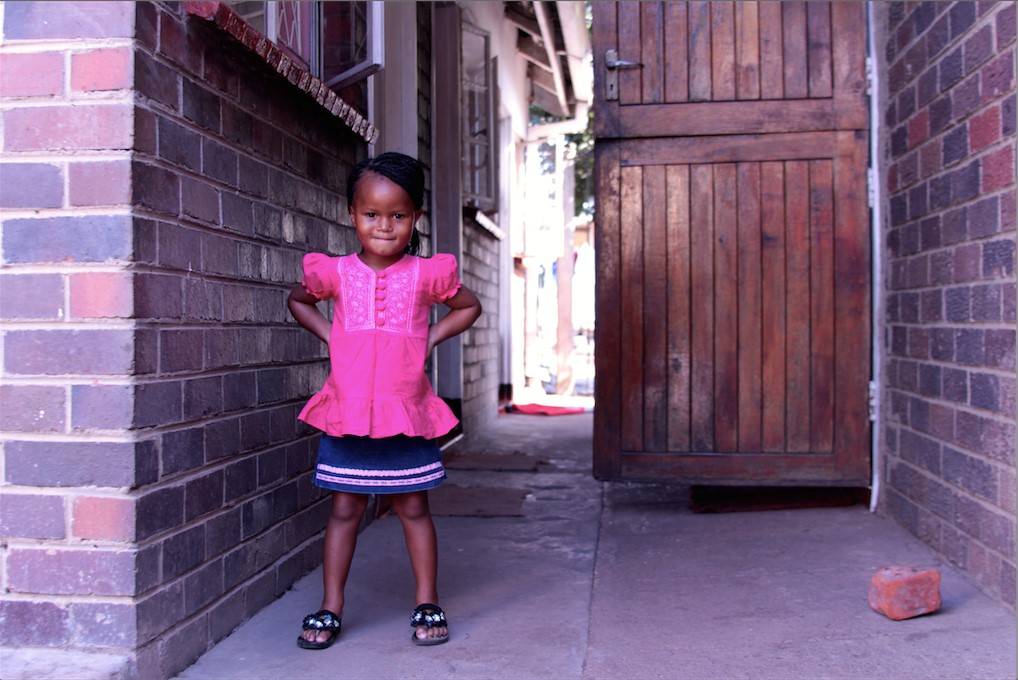 Kiva loans help little girls have a chance.