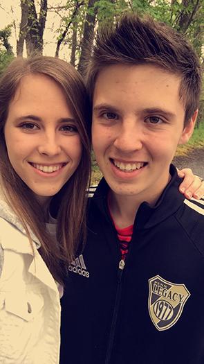Brandon and Brianna Koehnke