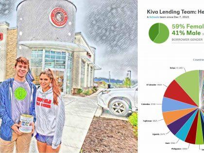 Hempfield Kiva Has Loaned $10,500 to Kiva Borrowers